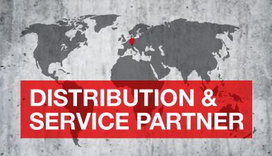 Logo WEKA Distibution and Service partner